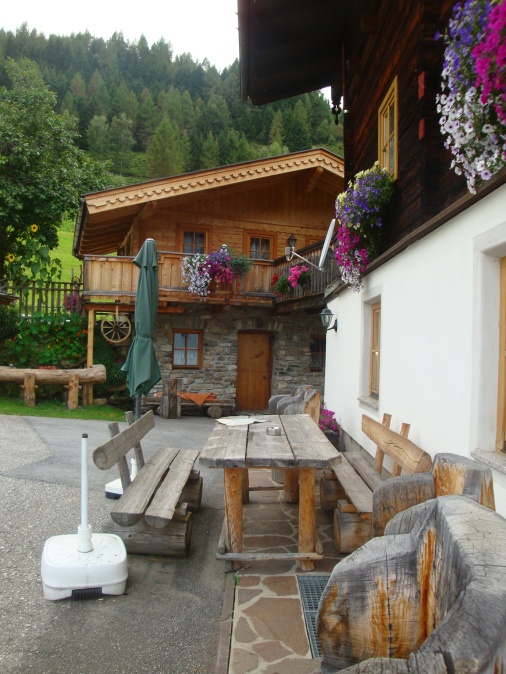 Hütte 2012