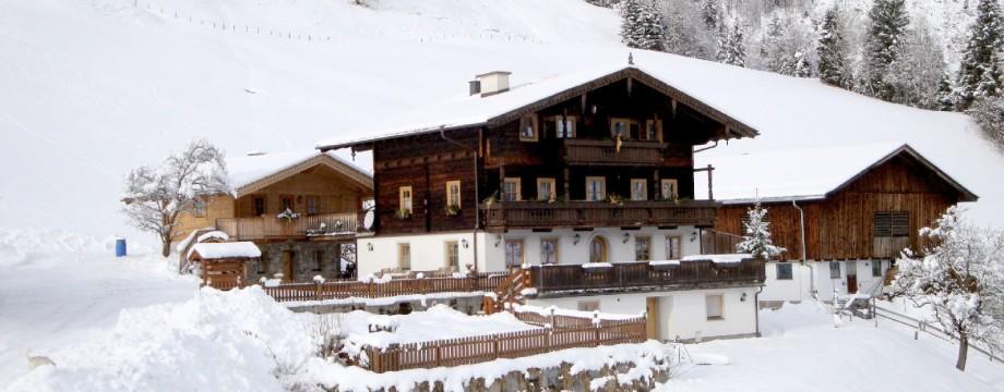 Leitenheimhof im Winter
